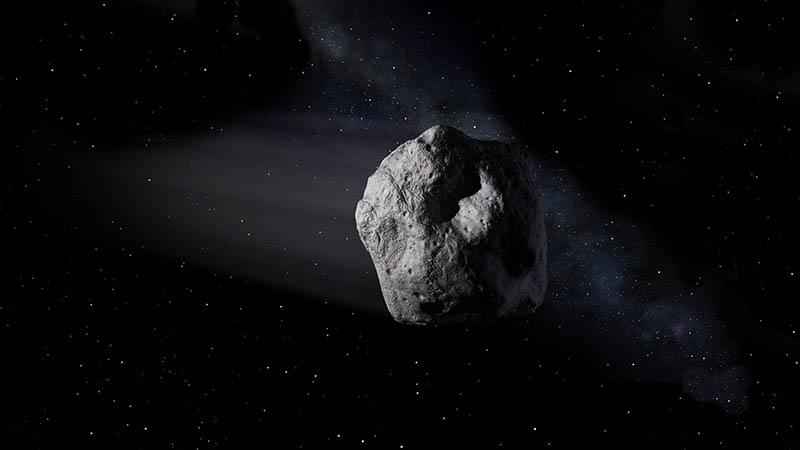 Small Bodies: Asteroids, meteorites, & more